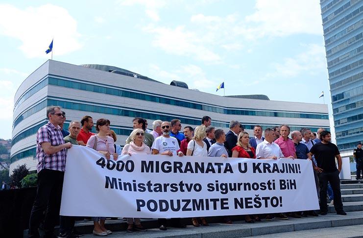 Migrantska kriza u BiH: Građani Krajine prepušteni sami sebi