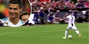 Ovako je Cristiano Ronaldo po prvi put zatresao mrežu u dresu Juventusa