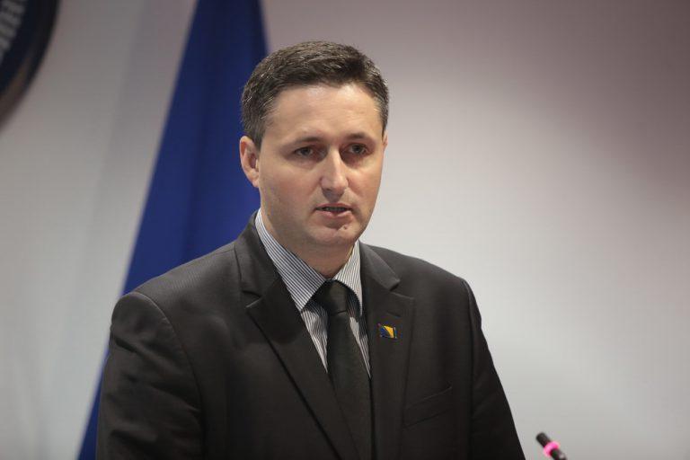 """Promocija knjige: """"Država Bosna i Hercegovina u fokusu"""", autora prof.dr. Denisa Bećirovića"""