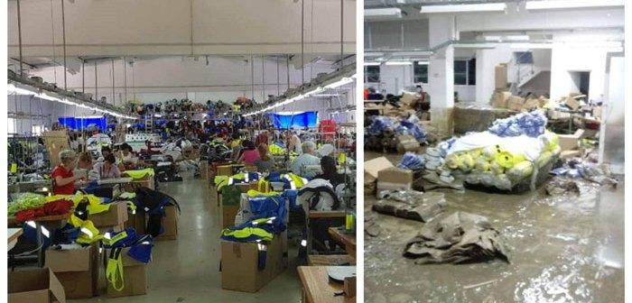 Nakon poplave ugroženo poslovanje tuzlanske firme Rentex