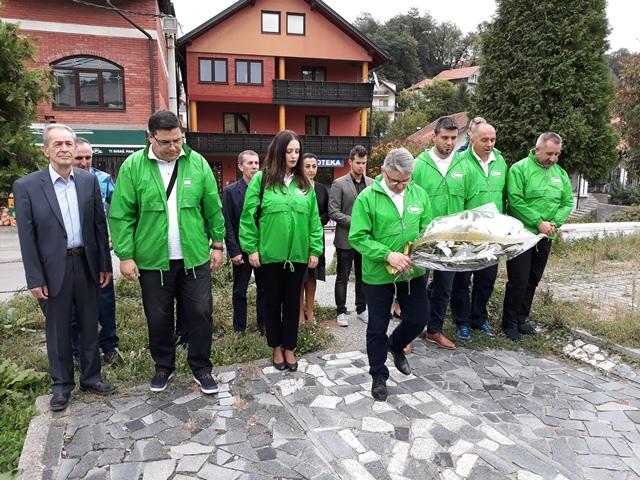 GO SDA Tuzla: Oni koji napadaju BiH neće izdržati, izdržat ćemo mi, jer mi smo SDA- Snaga naroda