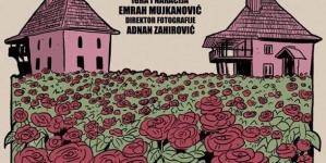 """Najava projekcije dokumentarnog filma """"Vrtovi crvene ruže"""", autora Harisa Šehovića"""