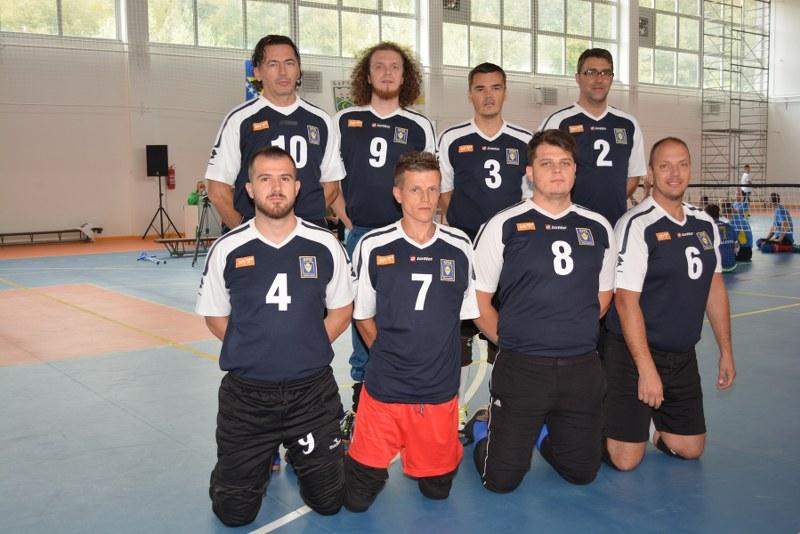 Ministar Bukvarević otvorio 21. Memorijalni turnir u sjedećoj odbojci Hajrudin Mešić