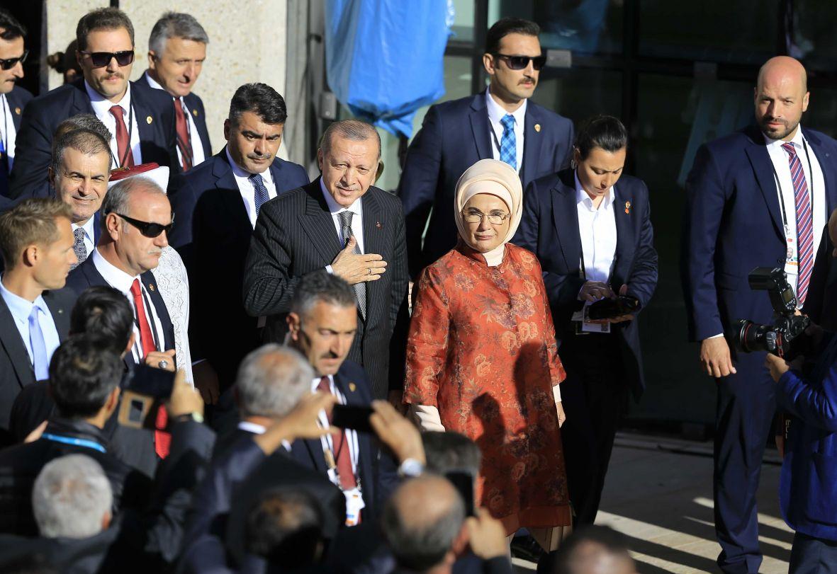 Erdogan na otvorenju džamije u Kelnu: Islam je vjera mira i terorizmu nema mjesta u islamu