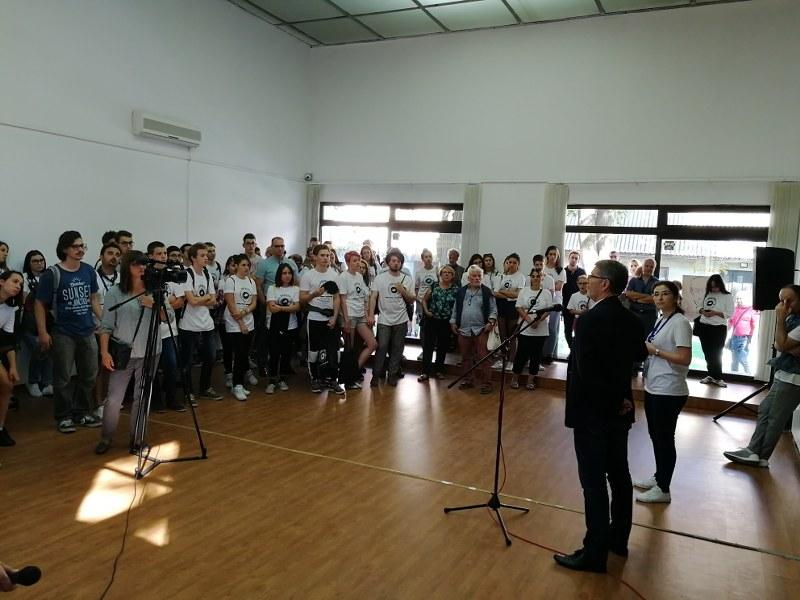 Gradonačelnik Tuzle uputio poruku na Svjetski dan mira VIDEO