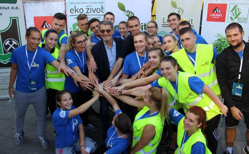 World Cleanup Day: Počela najmasovnija volonterska akcija u Gradu Tuzla