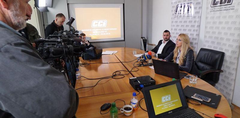 CCI: Mandatni izvještaj o monitoringu rada Vlade i Skupštine TK u mandatu 2014. -2018.