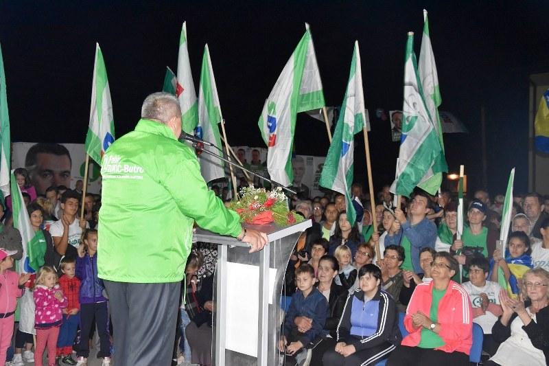 SDA Banovići u Omazićima: Mi nigdje ne idemo jer smo svoj na svome, mi tek dolazimo