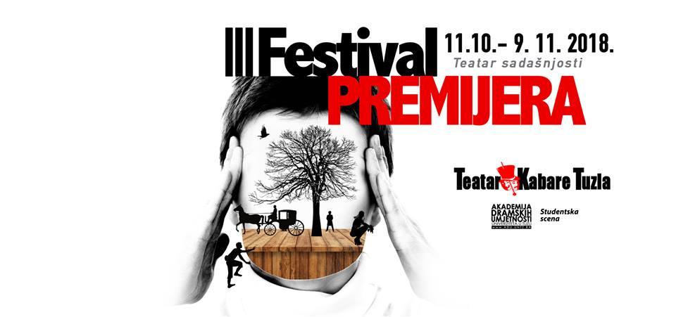 "Predstavom ""Pismo ocu"" otvoren 3. Festival premijera"