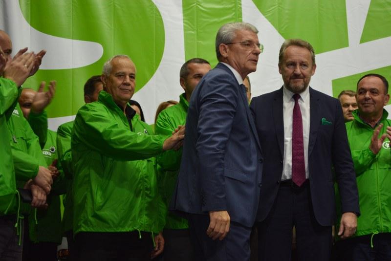 SDA / Džaferović: Hvala svima koji su glasali, a hvala i onima koji nisu