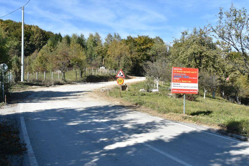 Nastavak radova na putnom pravcu Tuzla – Čelić