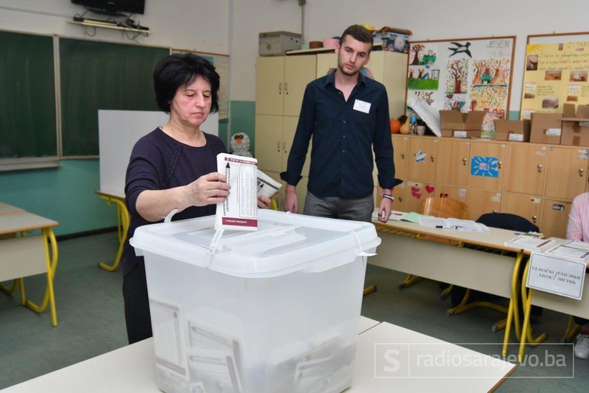 Pad izlaznosti u odnosu na izbore prije četiri godine