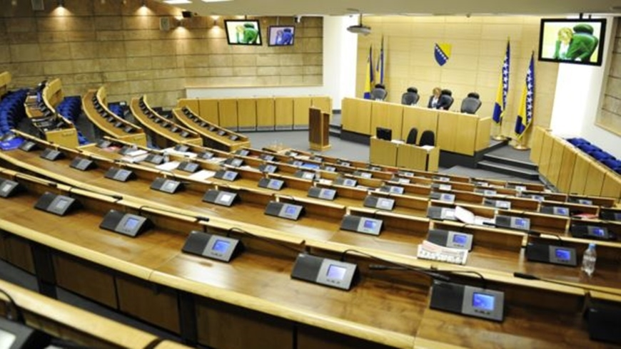 Federacija BiH danas dobija novi saziv Parlamenta