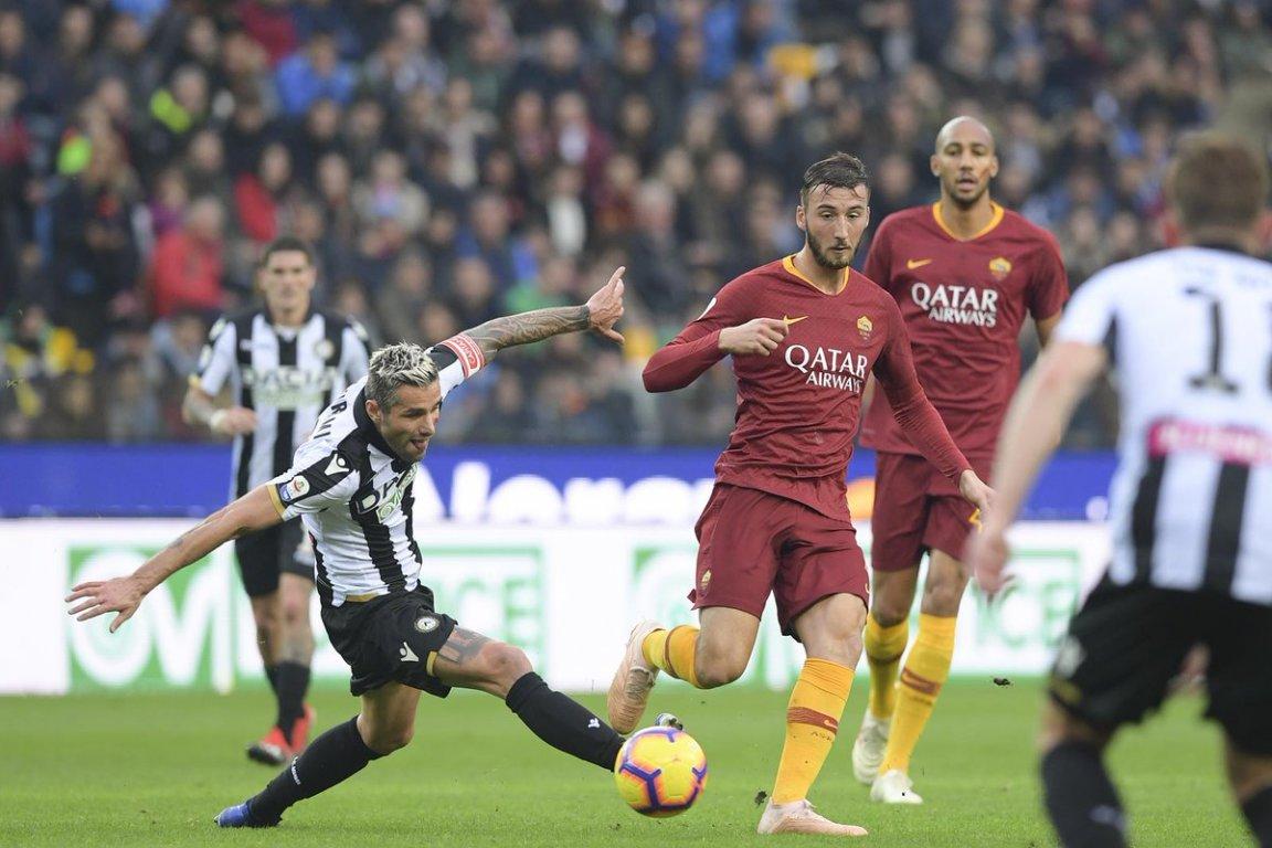 Udinese savladao Romu, Džeko igrao tek od 71. minute!