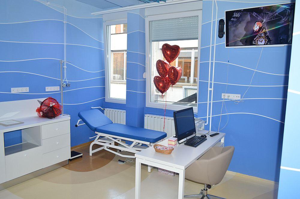 Otvorena nova Ambulanta za hematologiju i onkologiju Klinike za dječije bolesti UKC Tuzla