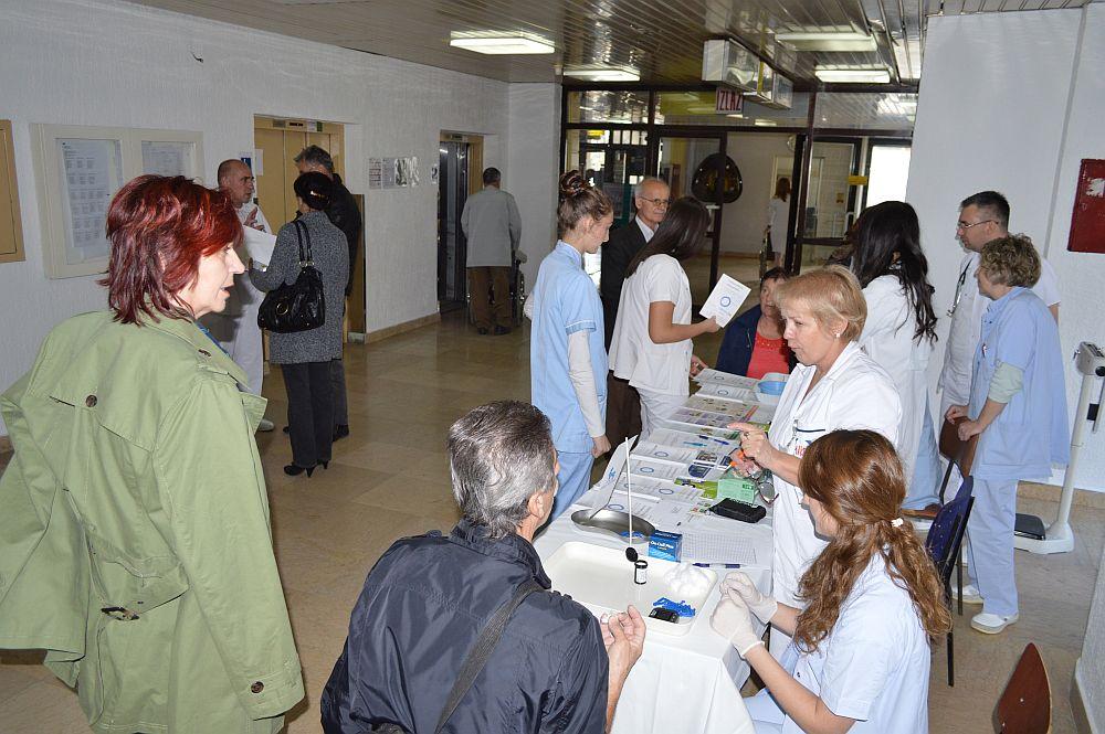 UKC Tuzla: Obilježen Svjetski dan borbe protiv dijabetesa