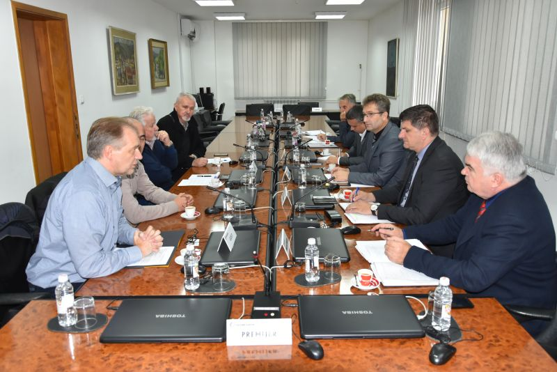 Vlada TK: Briga za poslovanje GIKIL-a