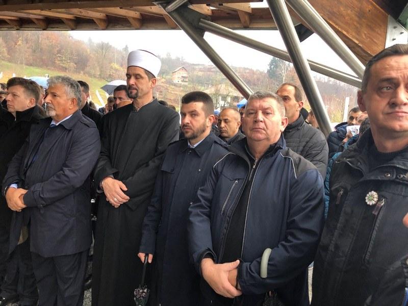Obilježen Dana državnosti Bosne i Hercegovine u Bratuncu i Srebrenici