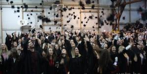 UNTZ: Promovirano 889 diplomanata i 91 magistar