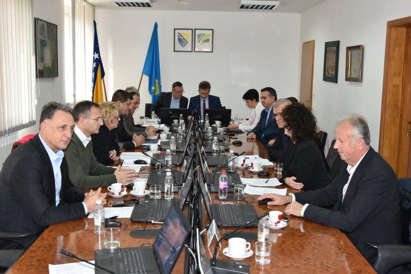 Održana vanredna sjednica Vlade Tuzlanskog kantona