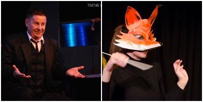 Na sceni Teatra kabare Tuzla predstave Ježeva kućica i Krojcerova sonata