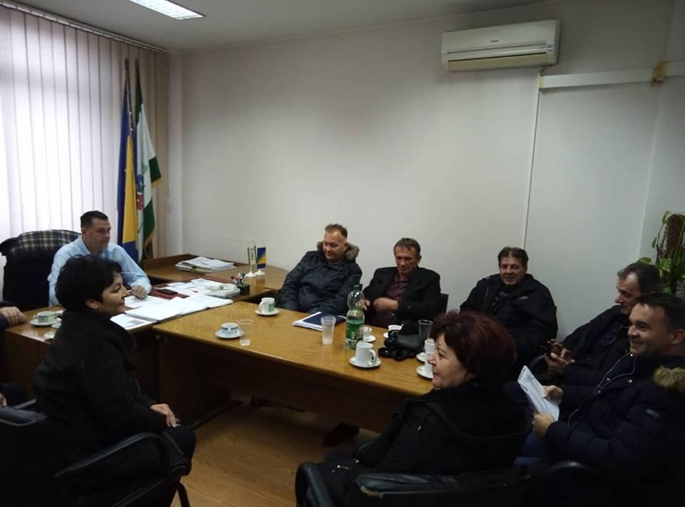 Delegacija poslanika SDA u Skupštini TK: Očuvanje hiljadu radnih mjesta u GIKIL-u nema alternativu