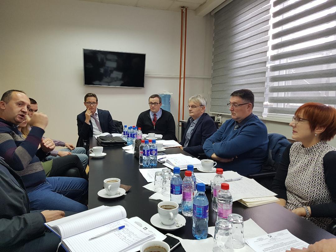 Odžan sastanak o uvođenju električnih vozila i izgradnje punionica na području TK