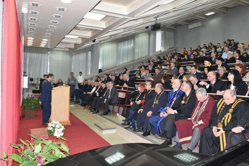 Obilježena 42. godišnjica Univerziteta u Tuzli