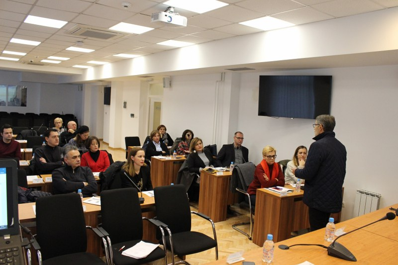 Predstavljanje revidirane Strategije razvoja Tuzle do 2021. godine