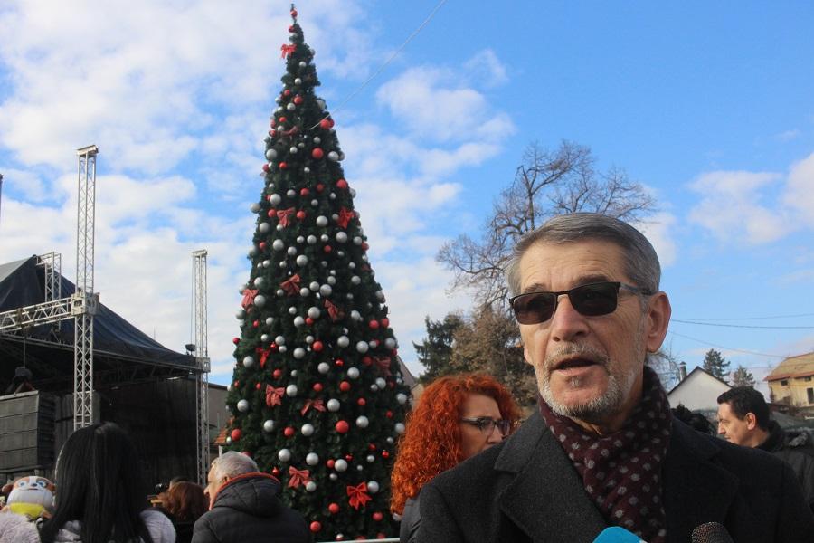 Javni doček Nove godine na Trgu slobode uz Plavi orkestar, Fm Jam i TNT bend