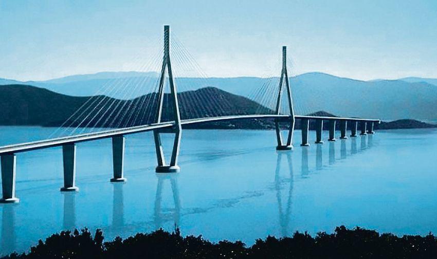 Kineski brod uplovio u luku Ploče, stigla prva oprema za gradnju Pelješkog mosta