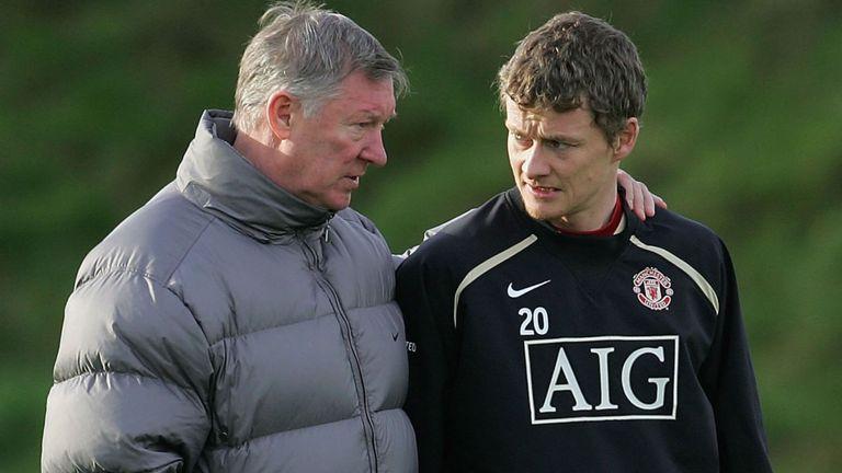 Sir Alex Ferguson se vratio u Manchester United