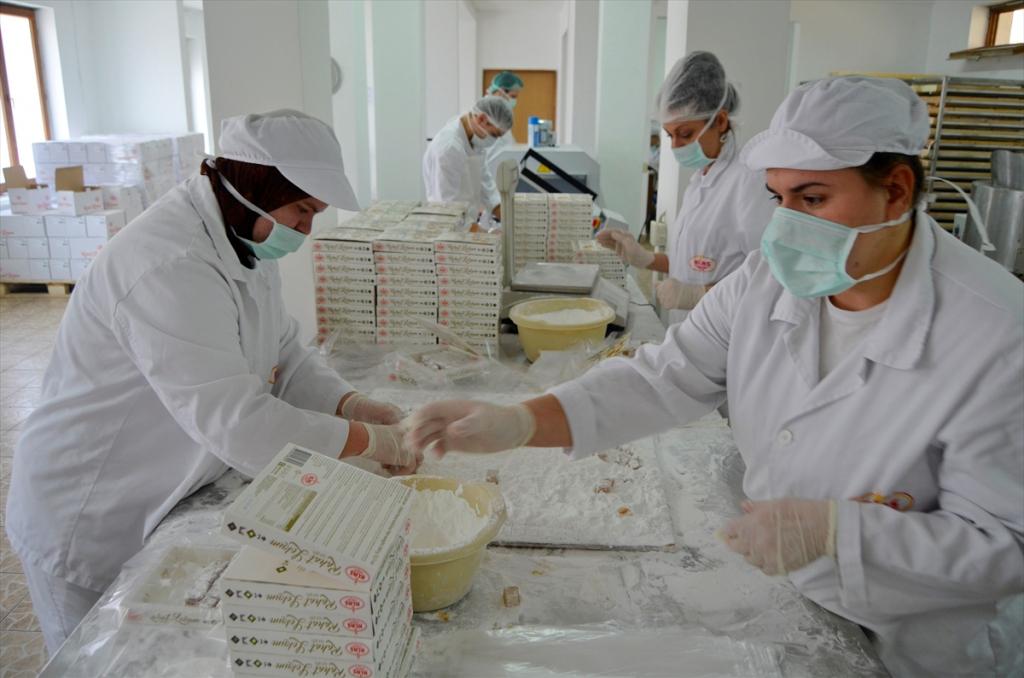 Klasov pogon u Srebrenici dnevno proizvede 400 kilograma rahat lokuma