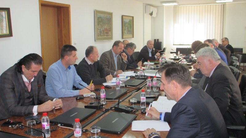 Dogovor o dinamici radova na sanaciji tunela Ormanica
