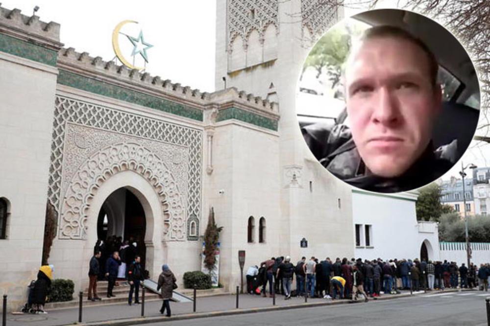 Terorista Brenton Tarant (28) koji je izvršio teroristički napad na džamiju na Novom Zelandu pojavio se na sudu