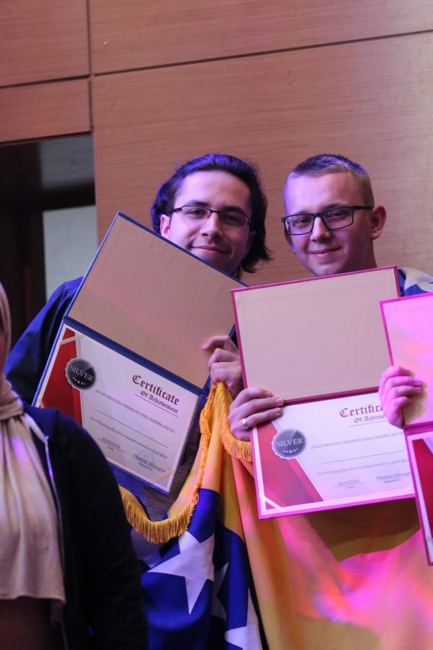 Bosanskohercegovački učenici briljirali na IFEST međunarodnom takmičenju u Tunisu
