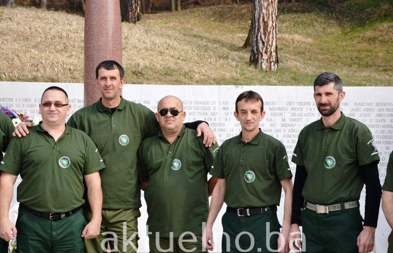 Maloljetni borci Armije RBiH obilježili Dan nezavisnosti BiH
