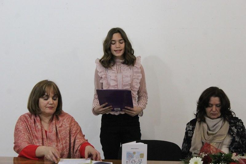 Promocija zbirke pjesama Belkise Redžović održana u Tuzli