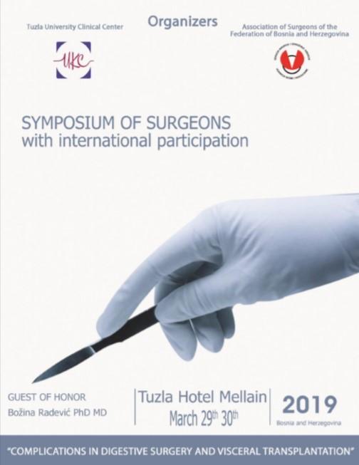 Treći simpozij hirurga sa međunarodnim učešćem u Tuzli