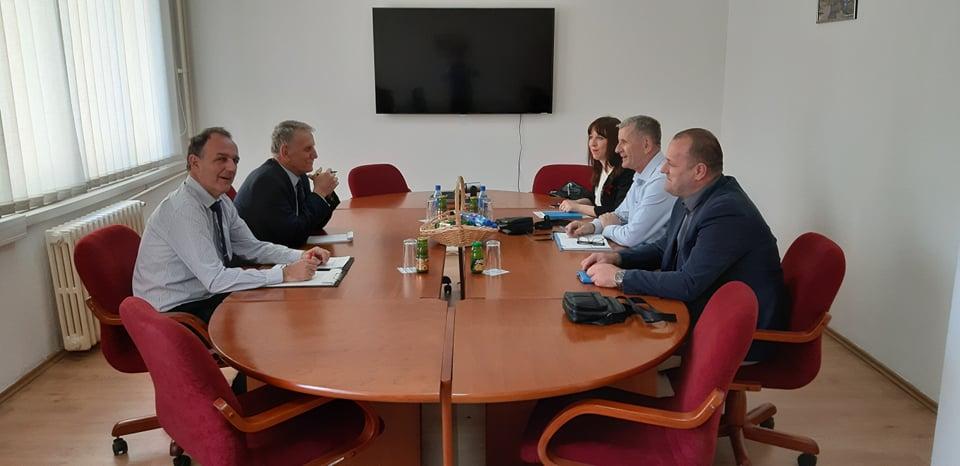 """Sastanak sa predstavnicima """"Sisecam Soda Lukavac"""""""