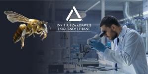 Institut za zdravlje i sigurnost hrane (INZ) uveo mogućnost dijagnostike zaraznih bolesti pčela u svojim laboratorijama