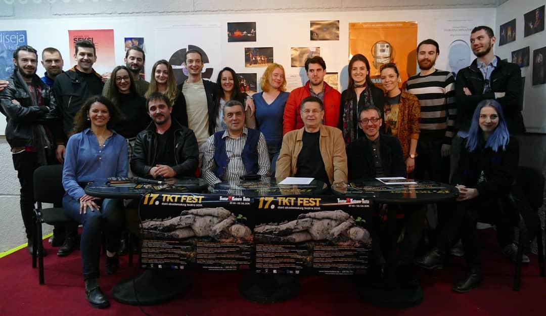 17. TKT FEST počinje u četvrtak na Svjetski dan pozorišta