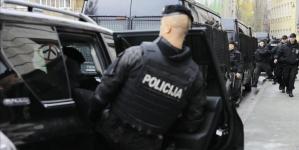 Hapšenja u Sarajevu zbog prostitucije, narkotika i nedozvoljenog držanja oružja