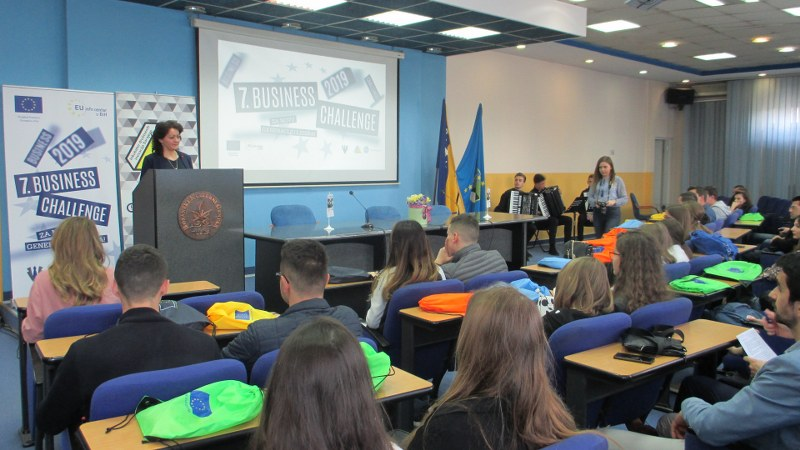 U Tuzli počelo 7. državno takmičenje mladih u poduzetništvu