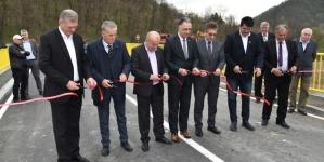Svečano pušten u promet novi most na putu Priboj – Rastošnica