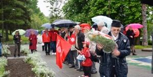Tuzlaci u duhu antifašizma obilježili Dan pobjede nad fašizmom, Dan Evrope i Dan Zlatnih ljiljana