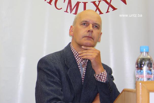 UNTZ: Predavanje norveškog filozofa Arne Johan Vetlesena