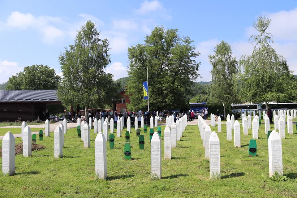 Salkić: Oni su svoje živote ugradili u temelje naše domovine Bosne i Hercegovine