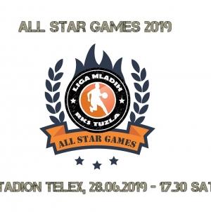 All Star utakmice: Košarkaška liga mladih RKS Tuzla
