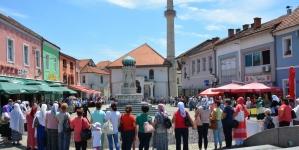 Mirni protesti majki Srebrenice u Tuzli